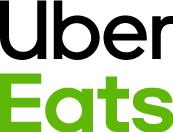 UberEats背景白文字黒